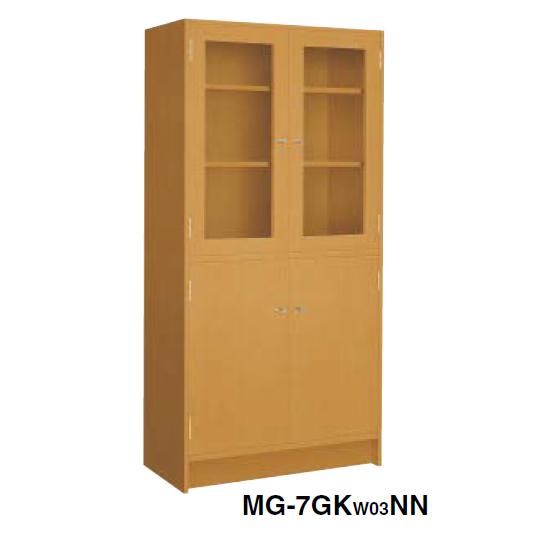 コクヨ KOKUYO 役員家具 マネージメント 70シリーズ 両開き書棚 W880×D476×H1800 MG-7GKW03NN/MG-7GKW05NN/MG-7GKW09NN
