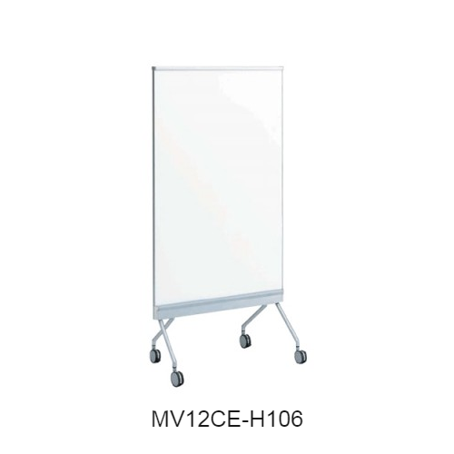 オカムラ Alt Talk 片面ホワイトボード/片面プロジェクター投影用スクリーン W880×D553×H1600 MV12CE-H106