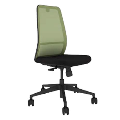 スチールケース Steelcase オフィスチェア Personality  パーソナリティチェア  メッシュタイプ 肘無 PVT101111