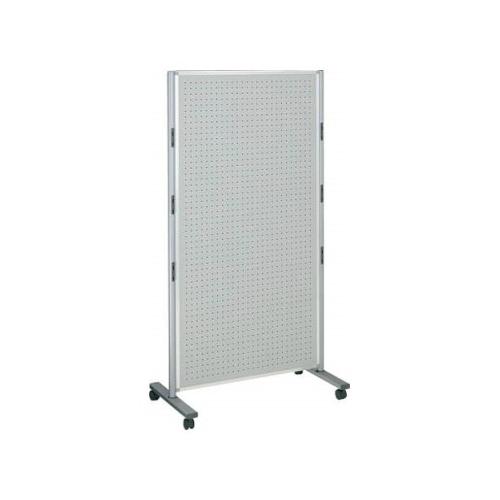 コクヨ 衝立 インフォメーションボード(ACTEXシリーズ) パンチングパネル W960×D570×H1800 SN-PB0918W