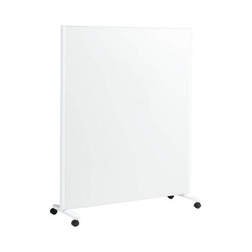 コクヨ 衝立 パネルスクリーン(PU/αシリーズ) 片面ホワイトボードスクリーン 1連 W1230×H1500 SN-PXW151SAW