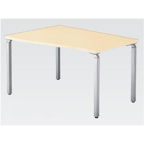 ナイキ ウエイク(テーブルシステムWK型) 変形テーブル(左用) W1200×D850×H700 WK127EFL-SVH/WK127EFL-SVS