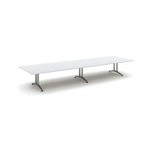 コクヨ 応接会議用テーブル 角形 メラミン 配線なし WT-200シリーズ W4800×D1500×H720 WT-203