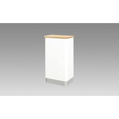 ナイキ カウンター XC型 インフォメーションカウンター W550×D400×H950 XC0535U-WH-W/XC0535U-WS-W