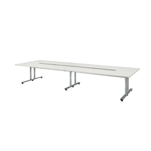 ジョインテックス jointex フリーアドレスデスク ダイセン 大型ワークテーブル W4200D1330 YW-4213W 707-030