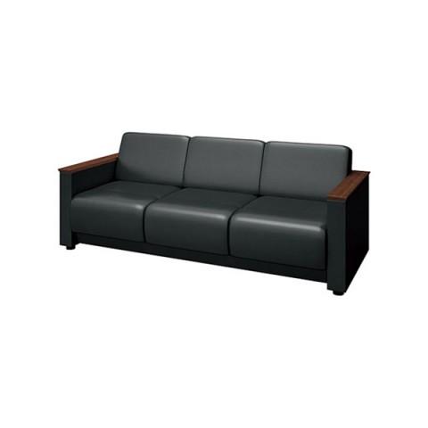 ナイキ 応接セット ZRE170型 ソファー W1900×D775×H720 ZRE170LW4-NBK