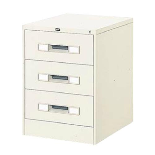 内田洋行 ウチダ UCHIDA カードマスター カードキャビネット B6型 B6-2列3段H700 W508xD620xH700 1-323-7823