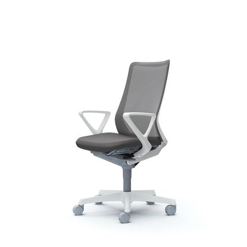 オカムラ OKAMURA オフィスチェア Fluent フルーエントチェア デザインアーム ハイバック ハンガーなし CB45ZR/CB45JR/CB45WR/CB45XR/