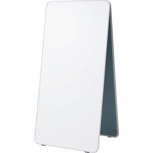 コクヨ マテリボ(MATERIBO) ホワイトボード 両面ホワイト板面タイプ W865×D570×H1345 B01-C067S1S1-X1