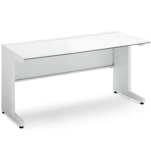 コクヨ iSデスクシステム 平デスク スタンダードテーブル センター引き出しなし W1400×D600×H720 SD-ISN146LS