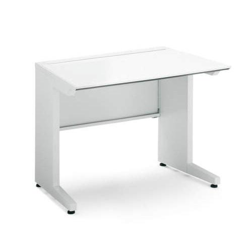 コクヨ iSデスクシステム 平デスク スタンダードテーブル センター引き出しなし W700×D600×H720 SD-ISN76LS