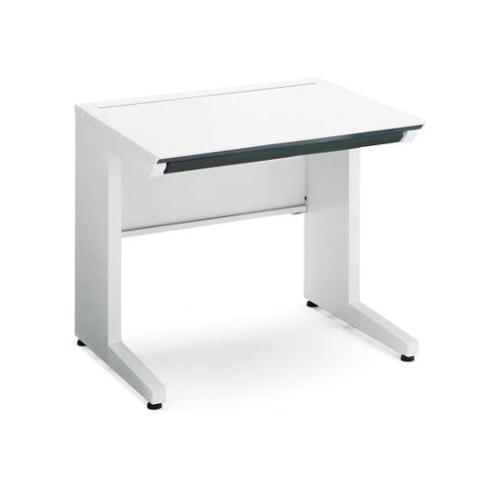 コクヨ iSデスクシステム 平デスク スタンダードテーブル センター引き出し付き W800×D600×H720 SD-ISN86CLS