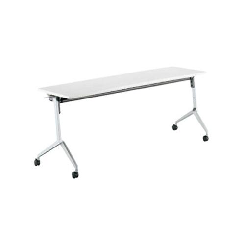 コクヨ ミーティングテーブル リーフライン フラップテーブル パネルなしタイプ 棚なし W1500×D450×H720mm KT-1202