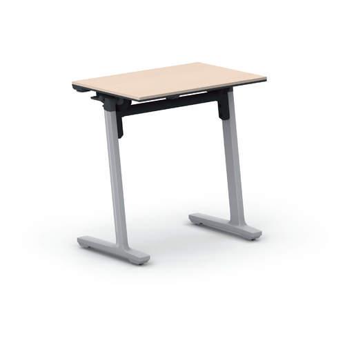 コクヨ 研修施設用テーブル カーム フラップテーブル パネルなし/棚なし KT-147