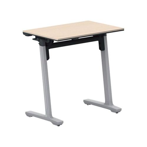 コクヨ 研修施設用テーブル カーム フラップテーブル パネルなし/棚付き KT-S147