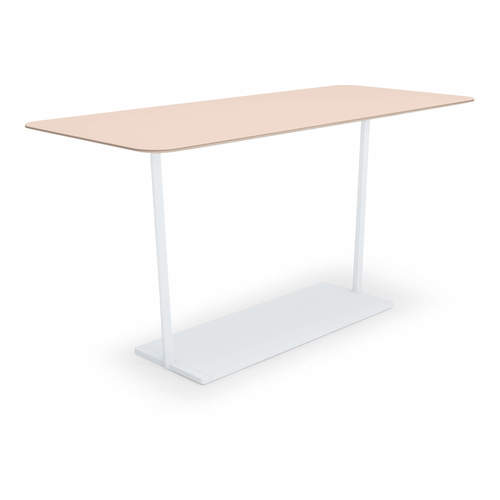 コクヨ Region リージョン 会議用テーブル T字脚 角形テーブル/ハイテーブル/リノリウム天板 LT-RG219H
