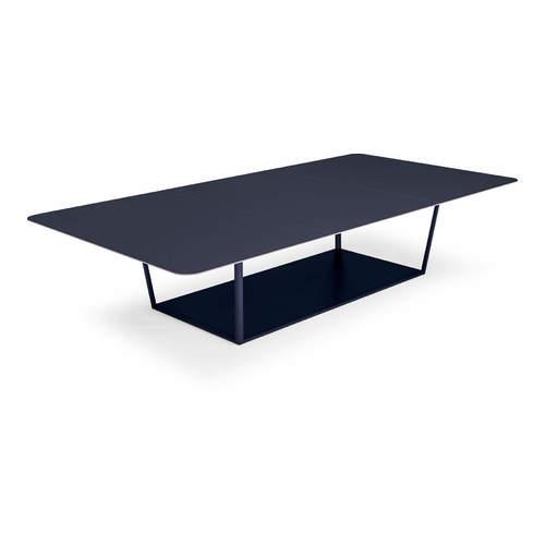 コクヨ ミーティングテーブル リージョン(Region) ボックス脚 角形テーブル/ミドルテーブル/リノリウム天板 LT-RG2418M