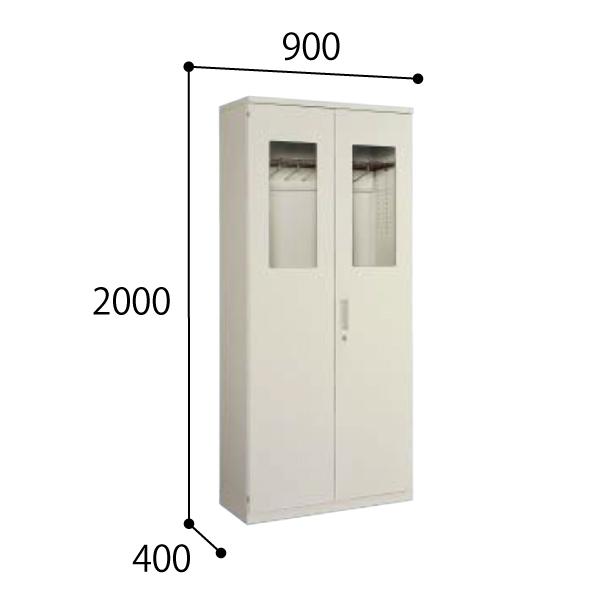 コクヨ KOKUYO 医療施設用家具 ユニット薬品棚 内視鏡保管庫 W900×D400×H2000mm HP-SF9F1