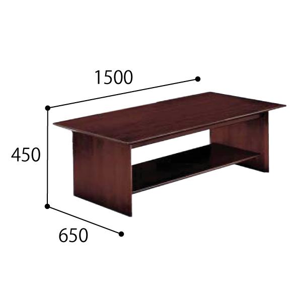 コクヨ 応接セット 応接用センターテーブル NT-S120シリーズ NT-S120W83NN/NT-S120W85NN/NT-S120W87NN/NT-S120W89NN