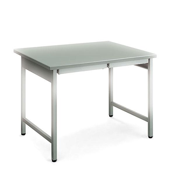 コクヨ KOKUYO 事務用デスクSR型 H700タイプ スタンダードテーブル グレー W1000×D700×H700mm SD-SR107FN