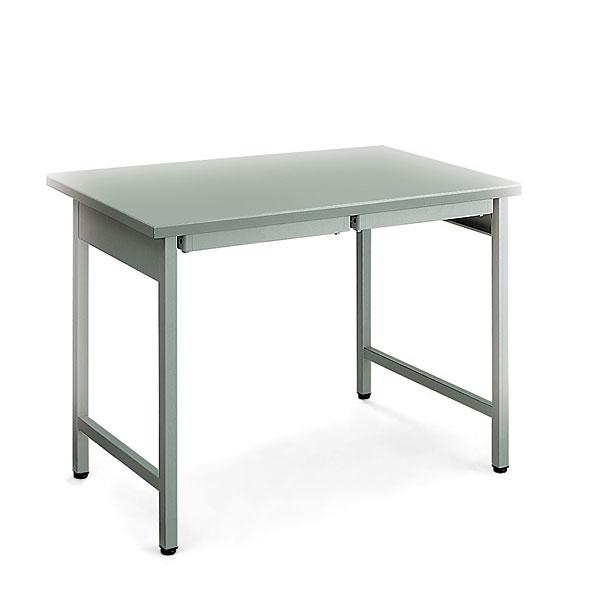 コクヨ 事務用デスクSR型 H700タイプ スタンダードテーブル グレー W1000×D600×H700mm SD-SR106FN
