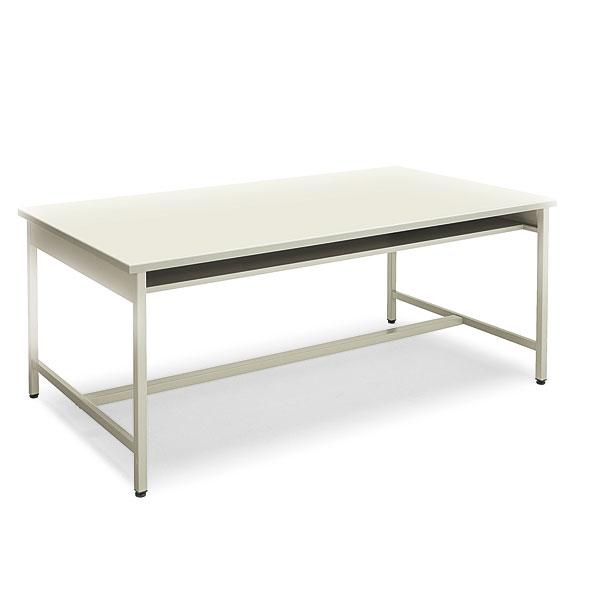 コクヨ KOKUYO 事務用デスクSR型 H700タイプ 会議用テーブル F1 W1800×D900×H700mm KT-SR52F11N
