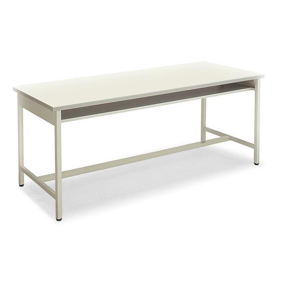 コクヨ KOKUYO 事務用デスクSR型 H700タイプ 会議用テーブル F1 W1800×D600×H700mm KT-SR51F11N