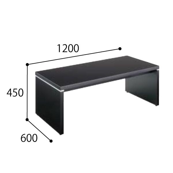 コクヨ KOKUYO 応接セット 応接用センターテーブル NT-270シリーズ W1200×D600×H450mm NT-272W23/NT-272W25/NT-272W29