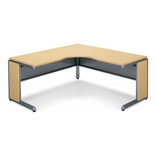 コクヨ フレスコデスクシステム L型テーブル ロングリターン W1600xD1600xH700 SD-FRL1616LP81P1MN3
