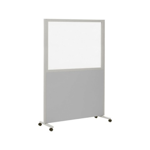 コクヨ 衝立 パネルスクリーン(Sシリーズ) 上面ガラスパネル 1連 W1230×H1800 SN-SG181