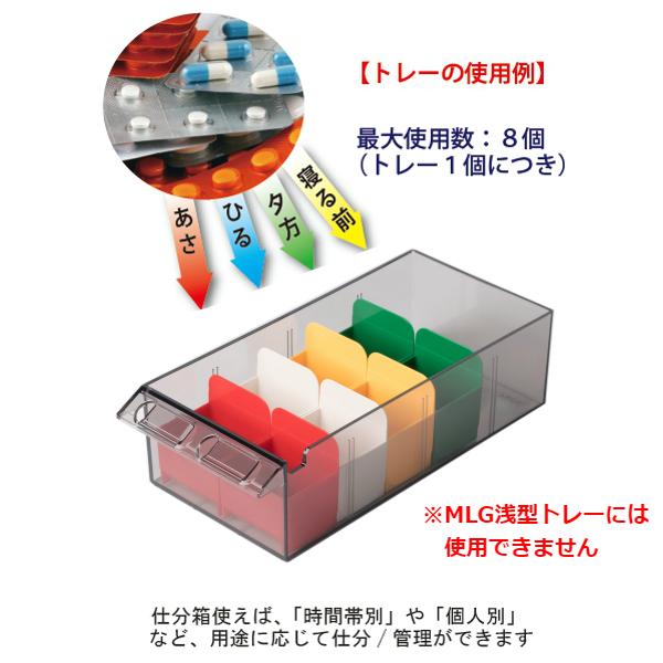 ミヤナリ 薬剤保管庫 メディロック 配薬キャビネット 服薬ボックスS MLBB-100M