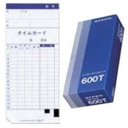オプション タイムカード 600シリーズ