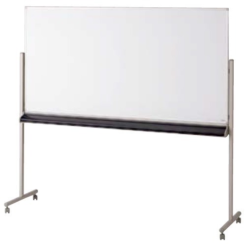 ナイキ ホワイトボード  片面ホーローホワイトボード(暗線入) W1879×D532×H1719 BBE1402