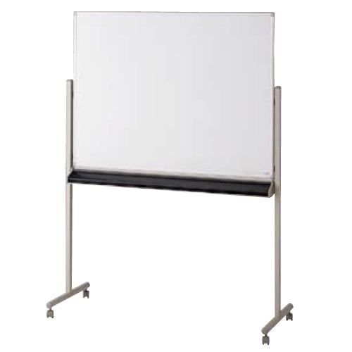 ナイキ ホワイトボード  片面ホーローホワイトボード(暗線入) W1281×D532×H1719 BBE1412