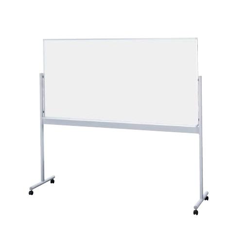 ナイキ ホワイトボード  片面スチールホワイトボード(片面ホワイト)  W1879×D532×H1709 BBE802