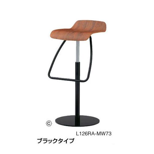 オカムラ okamura ミーティングチェア melce メルチェチェア パッドなし L126RA-M/L126QA-M/L126SA-M※