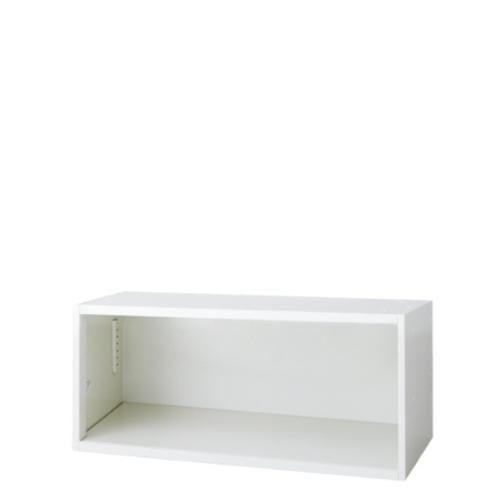 プラス エルロク(L6) オープン保管庫 上置き L6-A40ER 648-277
