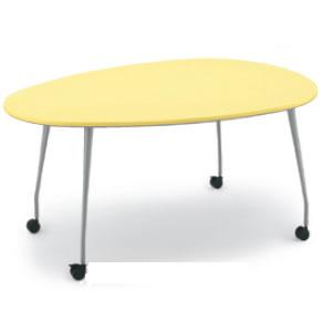 コクヨ PAPRIKA パプリカ ミーティングテーブル 卵形テーブル MT-303※-CN