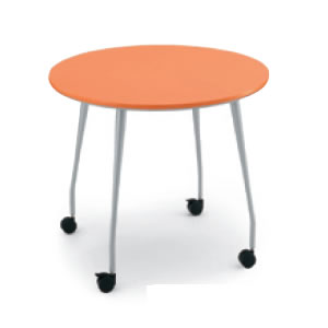 コクヨ PAPRIKA パプリカ ミーティングテーブル 丸テーブル MT-300※-CN