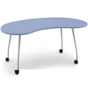 コクヨ PAPRIKA パプリカ ミーティングテーブル 勾玉形テーブル MT-301※-CN