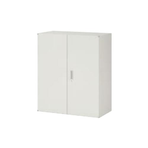 コクヨ  EK SERIES EK保管庫 上/下置き共用 (下置きの場合ベース必要) 両開き扉 W900×D450×H1050 SA-S59F1