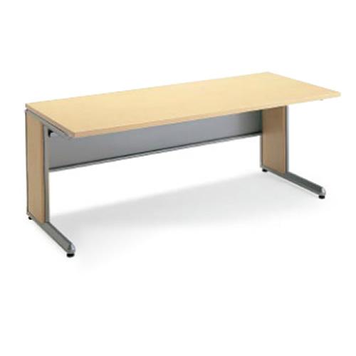 コクヨ フレスコデスクシステム スタンダードテーブル【スリットタイプ】 W800xD800xH700 SD-FR88LP81P1MN3