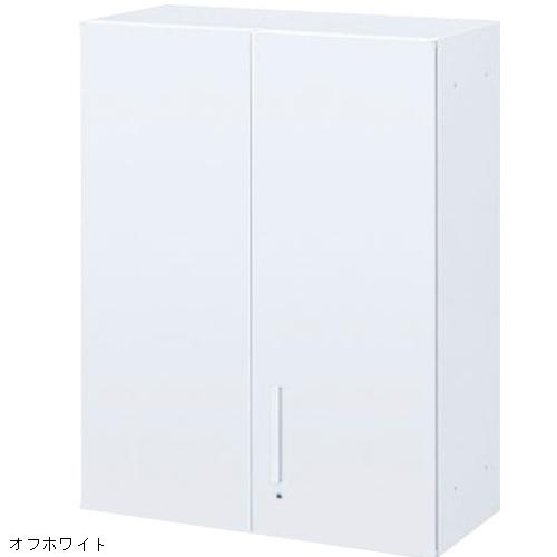 ウチダハイパーストレージ HS 両開き書庫 上置き W900×D400×H1200 5-820-3412/5-820-3410