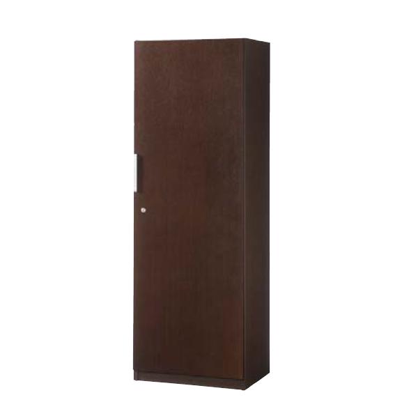 ウチダ 役員用家具 EDファニチュア SYシリーズ ロッカー W600×D450×H1800mm 6-320-8240