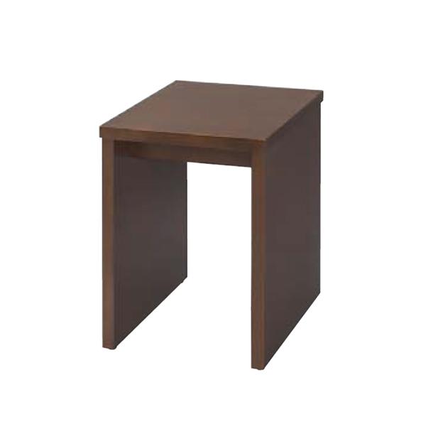 ウチダ 応接セット用テーブル RM-36/RS-26用 W400×D600×H540mm サイドテーブル・M42型 6-292-8104