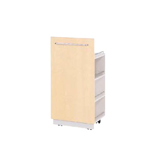 ウチダ 木製ビジネスキッチン MK型 ワゴン MK-ワゴン サービス用 RM 1-333-4614