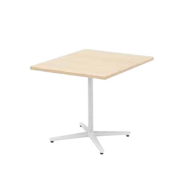 ウチダ ミーティングテーブル ニュート MX7575 十字脚 正方形 長方形タイプ 塗装脚 6-178-152/6-178-102