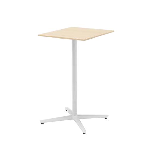 ウチダ ミーティングテーブル ニュート HX6060 十字脚 正方形 長方形タイプ 塗装脚 6-178-250/6-178-200