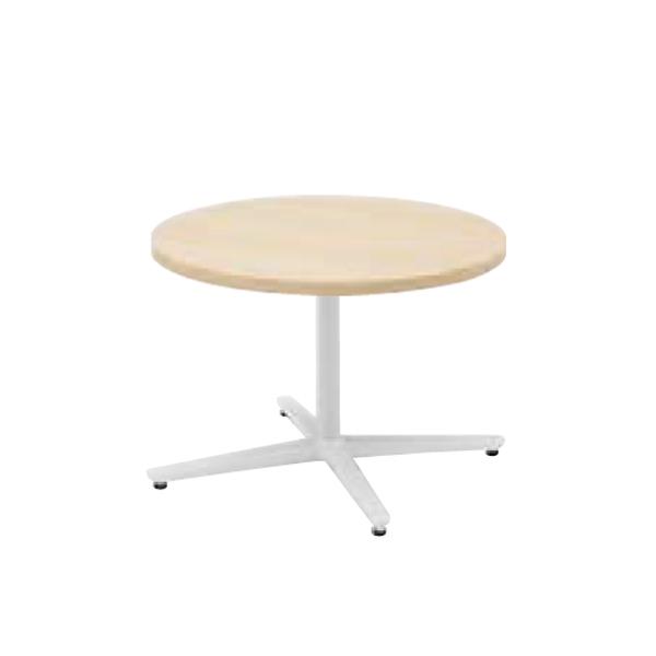 ウチダ ミーティングテーブル NEUT LX0750 十字脚 サークルタイプ 塗装脚 6-178-0560/6-178-0563/6-178-0060/6-178-0063