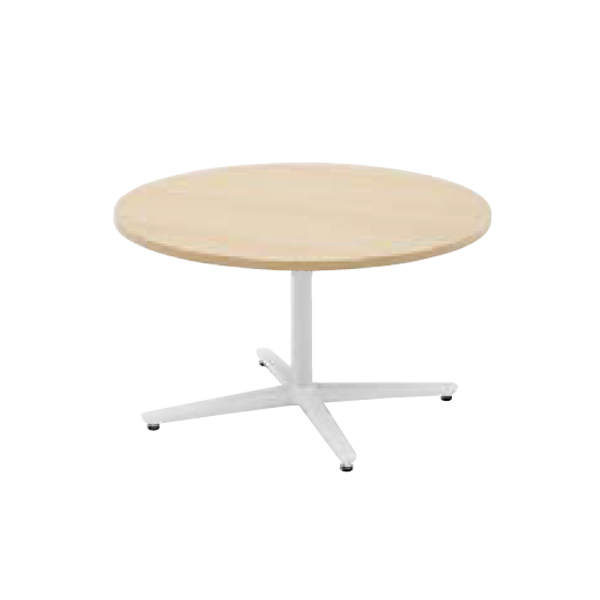 ウチダ ミーティングテーブル NEUT LX0900 十字脚 サークルタイプ 塗装脚 6-178-0570/6-178-0573/6-178-0070/6-178-0073